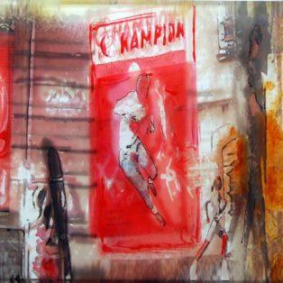 cambialamore - Chanpion 120x65 cm remake 2016